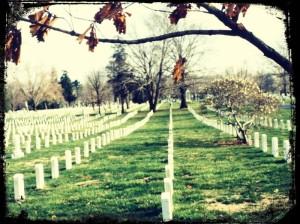 Arlington Cemetery 1984